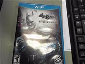 WARNER BROTHERS Nintendo Wii U Game BATMAN ARKHAM CITY ARMORED EDITION